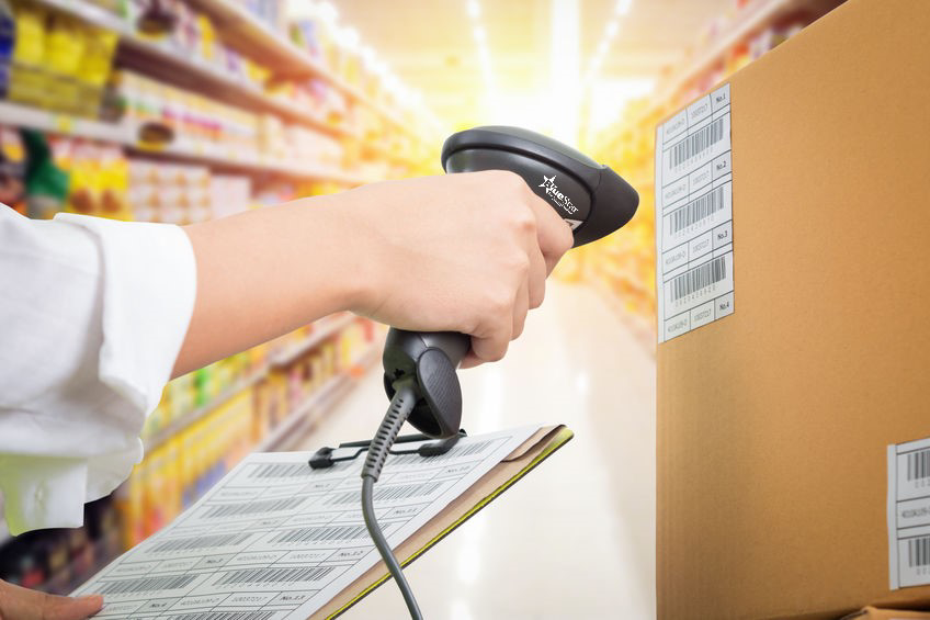 Show products in category Barcode Scanners